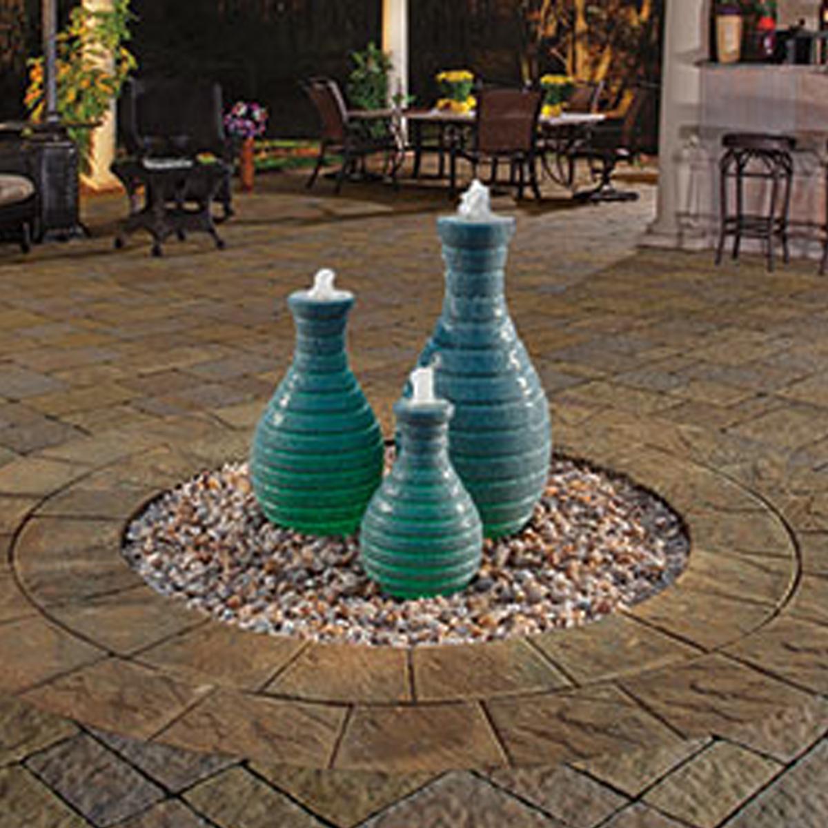 Cambridge Pavers Fountain Kits