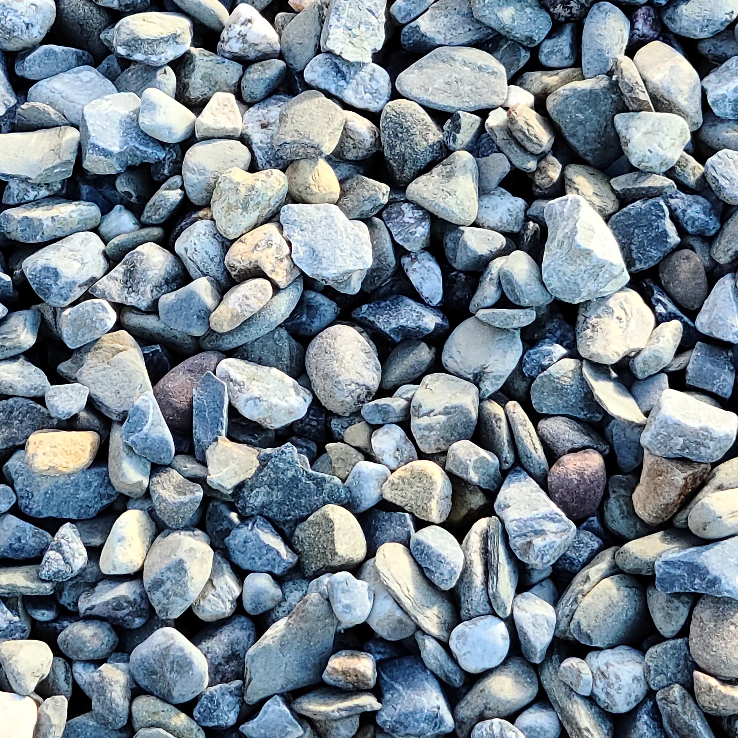 3/4 inch River Rocks in Delaware